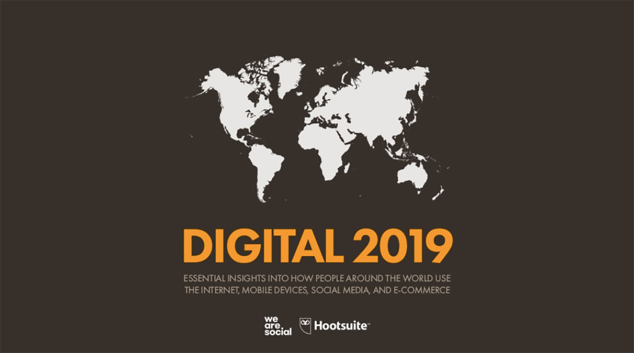 Digital Global Report 2019